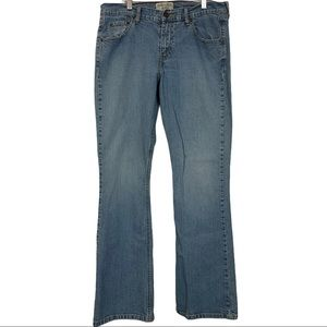 Signature Levi's Strauss Boot Cut Misses 12 Long